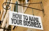 Jak název vašeho podnikání