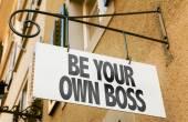 Být svým vlastním šéfem znamení