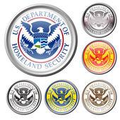 Státní znak Spojeného ministerstva vnitřní bezpečnosti