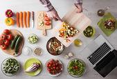 Főzés otthon online receptek