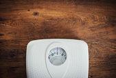 Fitness a hubnutí hubnutí koncept