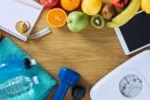 Fitness a hubnutí