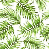 Vzorek s tropické listy