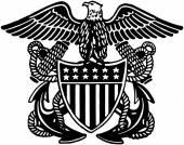 Navy Officer Crest