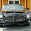 Постер, плакат: Pontiac GTO in black