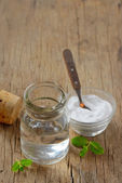 Natural homemade mouthwash