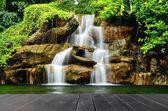Umělý vodopád