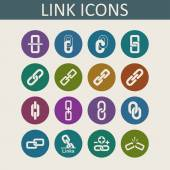 Link icons