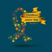 Dětství rakoviny den. 15. února