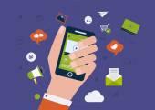 Digitální mobilní marketing