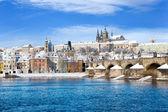 Prague castle and Charles bridge, Prague (UNESCO), Czech republi