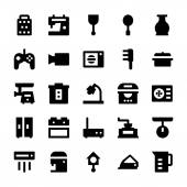 Home Appliances Vector Icons 7
