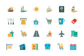 Travel Vector Colored Icons 2