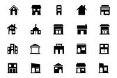 Take a trip back in time and decorate with this Buildings vector icons! You'll love using the icon pack for your projects and award winning work!