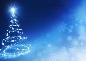 Vánoční stromeček pozadí