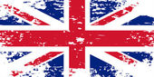 United Kingdom FlagAbstract image of the flag of Great Britain England