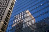 Komerční budova v Hong Kong Admirlty centrální obchodní finanční centrum Panorama mrakodrap banka