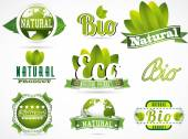 Labels for natural products