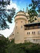 Old medieval Castle in Bojnice