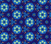 Vector seamless abstract patternCopy that square to the sideyou'll get seamlessly tiling pattern which gives the resulting image Endless texture for printing onto fabric and paper or scrap booking