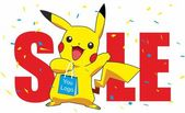 Pikachu will help increase your sales