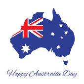 Ausztrália Térkép Ausztrália nap