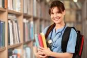 Zdravotní sestra, Student, vzdělání
