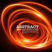 AFere Light Swirl Background Vector illustration EPS 10