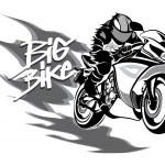 Постер, плакат: Motorcycles logo
