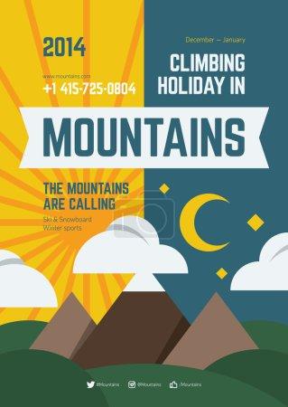 Sport Camp Poster