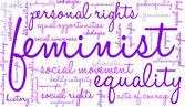 Feministické slovo mrak