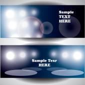 Reflektor horizontální nápisy