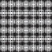 Halftone  background seamless pattern - Vector collection