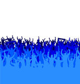 Banner for sports championships and concerts