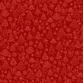Christmas background seamless vector illustration
