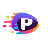 Multicolor vector for application presentation web page business card or posters