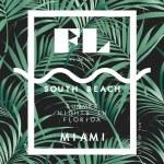 Постер, плакат: Palm print with slogan