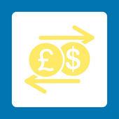 Ikona Výměna peněz
