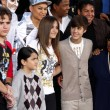 Постер, плакат: Blanket and Paris Jackson
