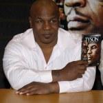 Постер, плакат: Boxer Mike Tyson