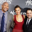 Постер, плакат: Dwayne Johnson and Irina Shayk and Brett Ratner