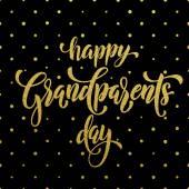 Happy blahopřání prarodiče den