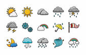 Weather icons seteps10