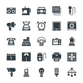 This Electronics Icon Pack is absolutely bursting with vector resources that you will love to use for your next technology and electronics related project