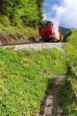 Motor-úzkorozchodná železnice