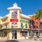 Постер, плакат: Shops in Fort Myers Beach Florida USA