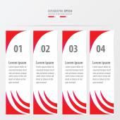 Banner vector design 4 item   pink color