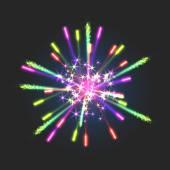 New firework sign