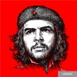 Постер, плакат: Illustration of Comandante Che Guevara