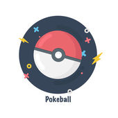 Pokeball iconGame ball for play